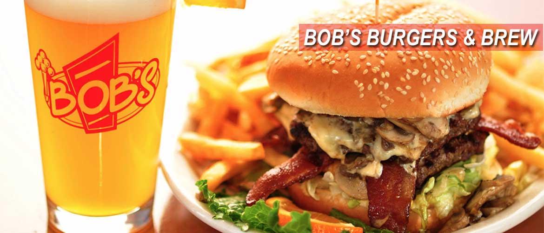Bob's Burgers & Brew - 1170