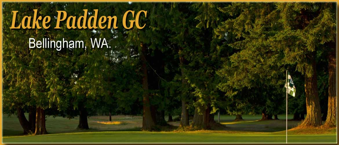 Lake Padden Golf Course