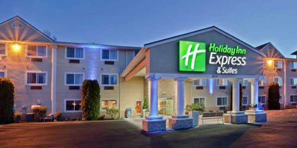 Holiday Inn Express - Burlington, WA.